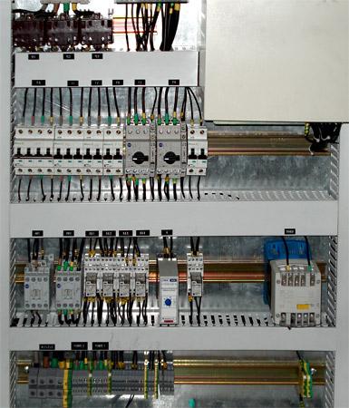 Gab constructeur de maisons courbevoie travaux de maison for Tableau electrique cuisine